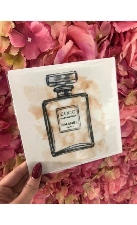 Coco Mademoiselle Bottle