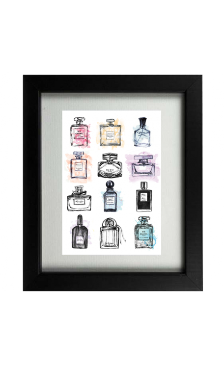 Perfume Bottles | Style Collective Frame