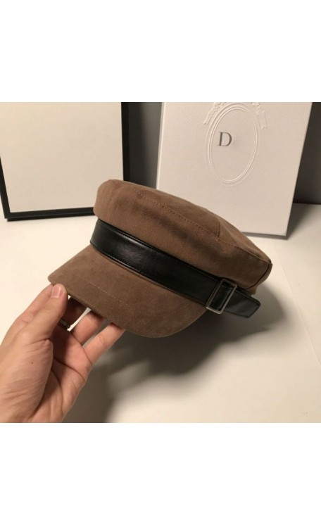 Brixton Hat | Brown