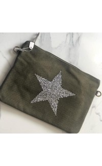 Star Bag | Canvas | Khaki